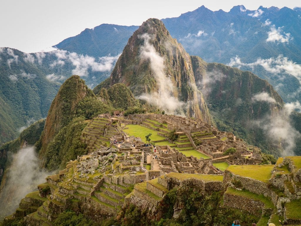 Whether you choose the 4-day backpacking option or the 1-day hike, the Inca Trail leads you to majestic Machu Picchu.