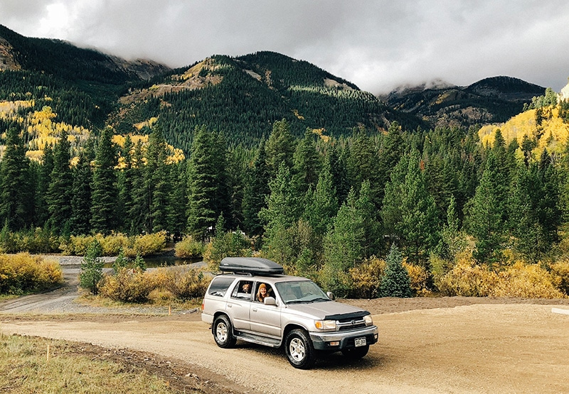 10 Bucket List 4×4 Trails and Camping Areas