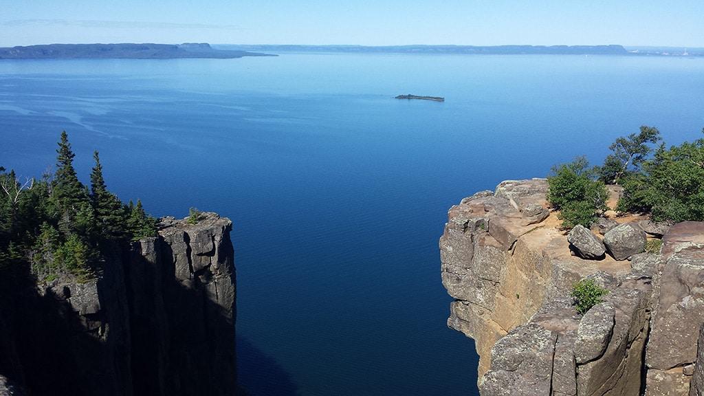 fishing lake superior