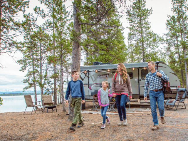 Tips for RVing with Kids
