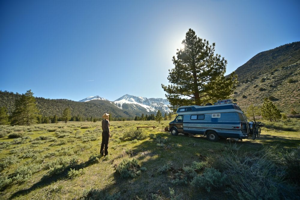 What is boondocking? How to find boondocking spots?