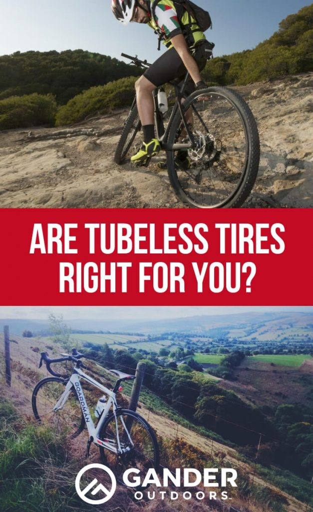 Are tubeless tires right for you?