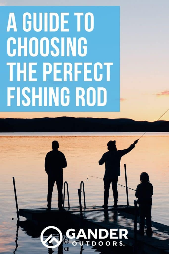 A guide to choosing the perfect fishing rod