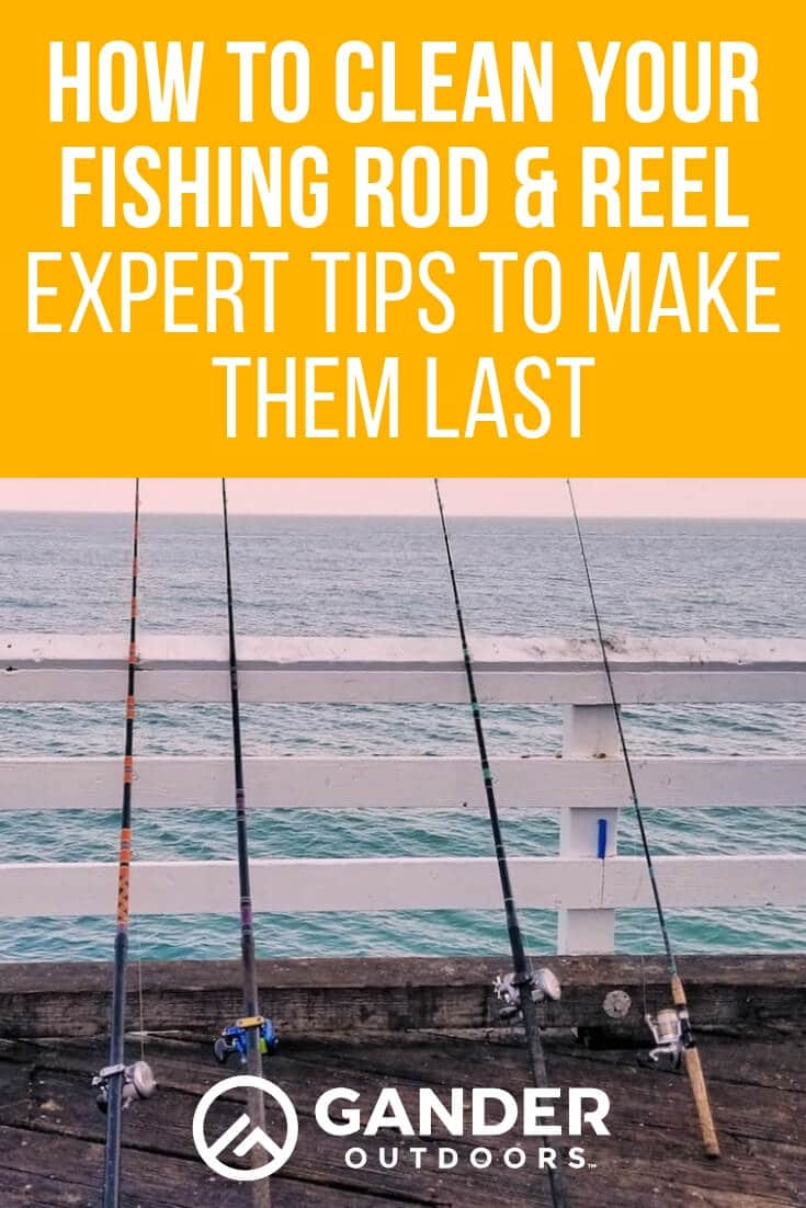 How to clean your fishing rod and reel - expert tips to make them last