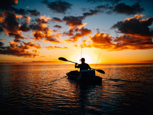 Tips for Night Paddling and Fishing on a Kayak