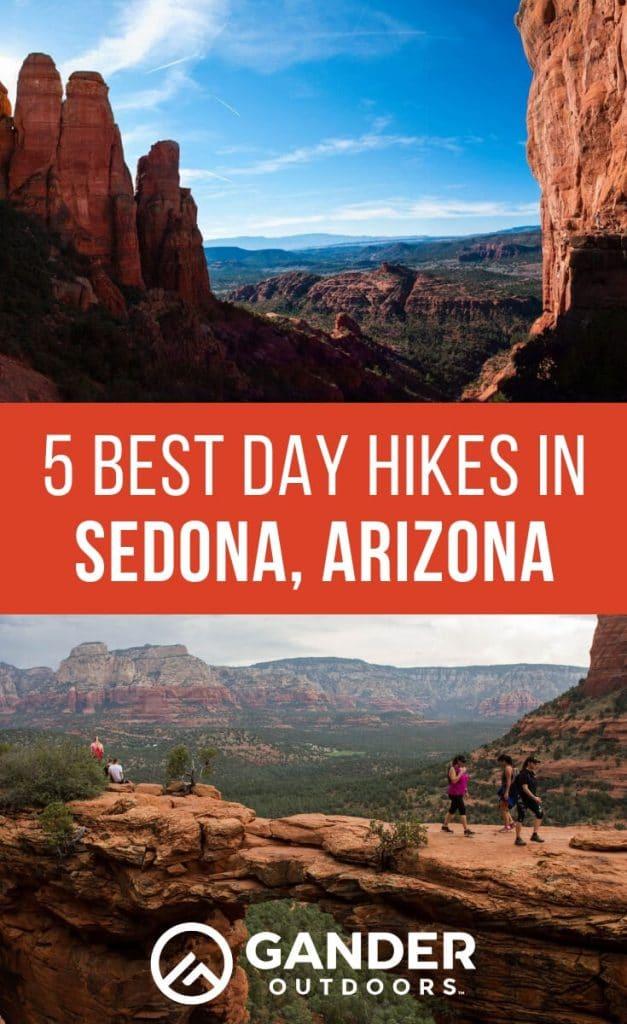 5 best day hikes in Sedona, Arizona