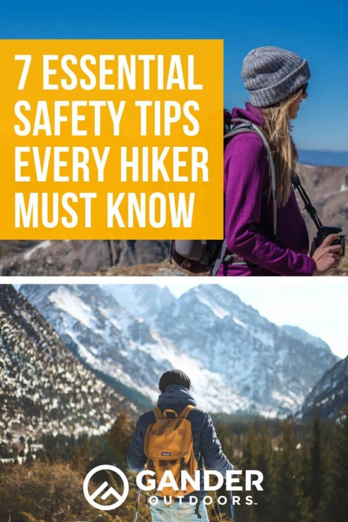 7 essential safety tips every hiker must know