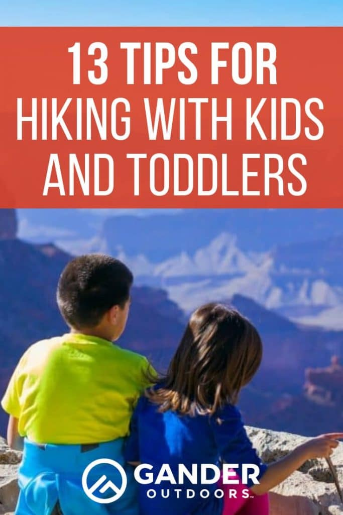 13 tips for hiking with kids and toddlers