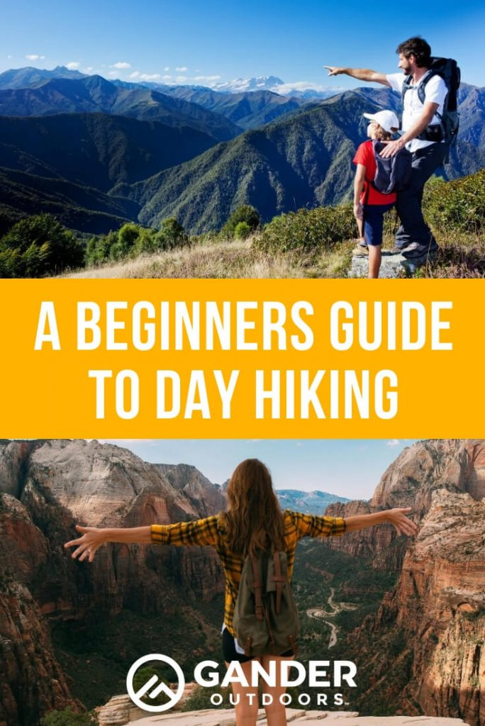 A beginners guide to day hiking