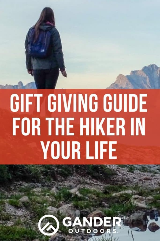 Gift giving guide for the hiker in your life
