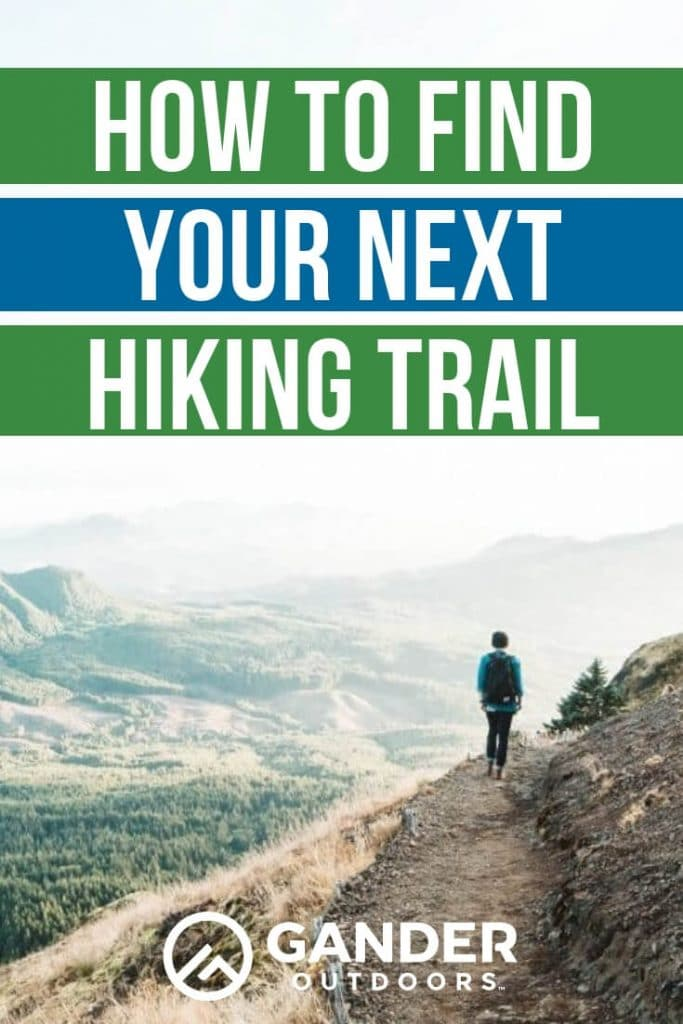 How to find your next hiking trail