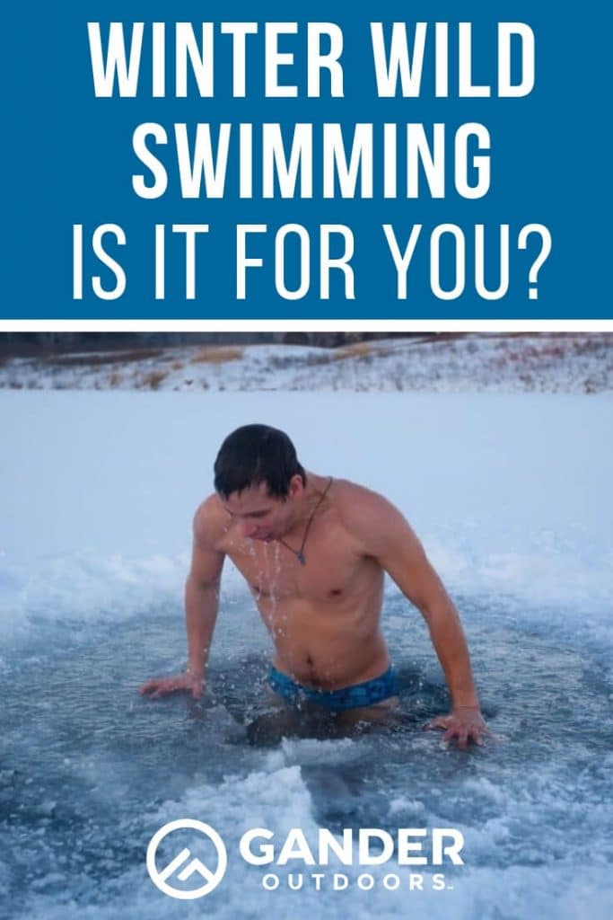 Winter wild swimming - is it for you?