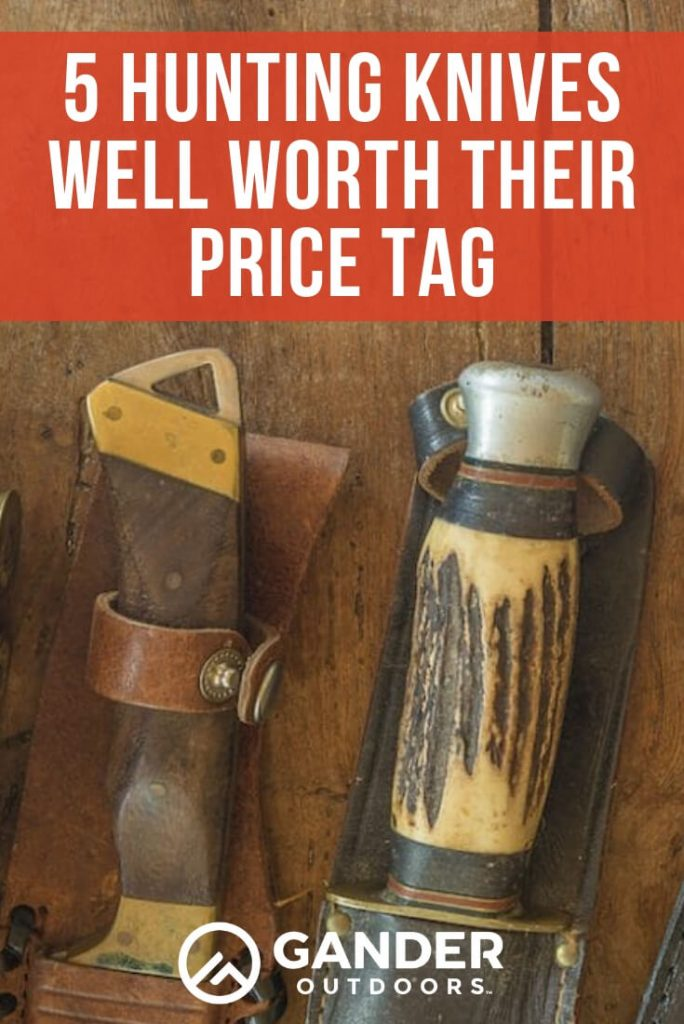 5 hunting knives well worth their price tag