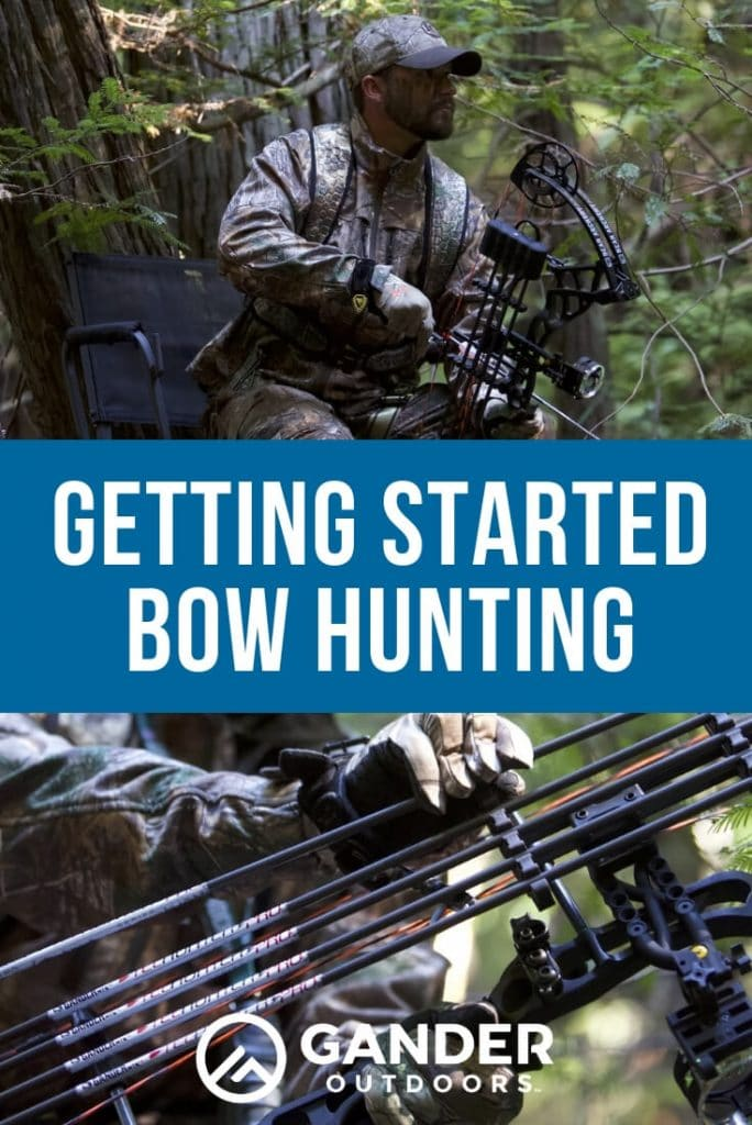 Get started bow hunting