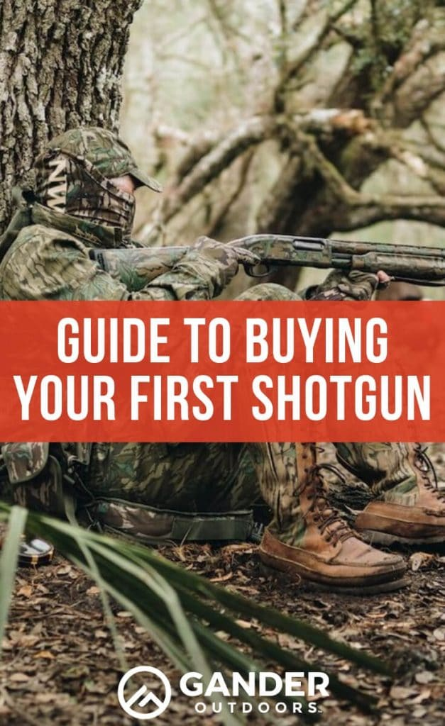 Guide to buying your first shotgun