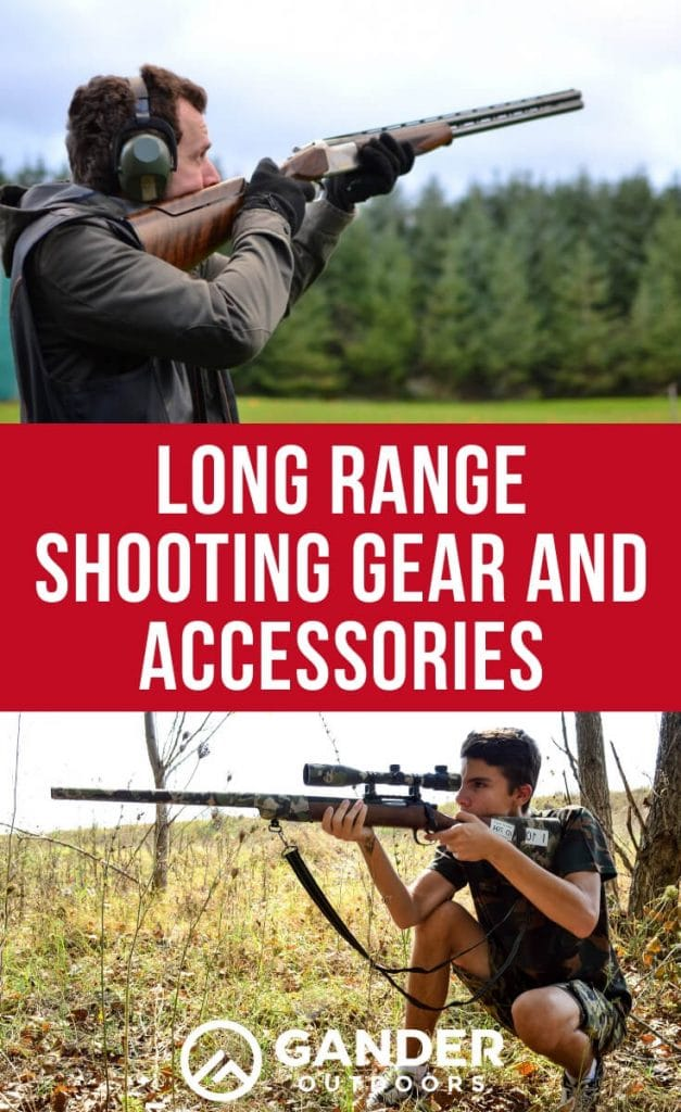Long range shooting gear and accessories