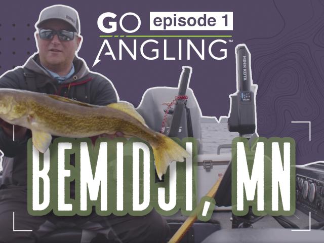 Go Angling: Episode 1 – Walleye Fishing in Minnesota