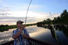 texas rig bass fishing