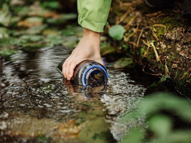 Water Purification Options for Backpacking