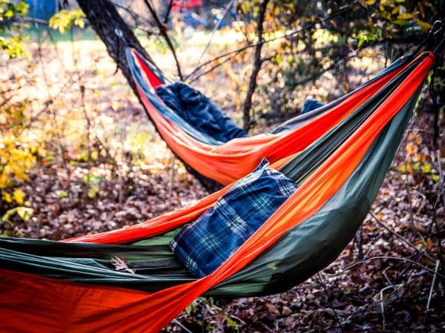 9 Tips to Leave No Trace Hammock Camping