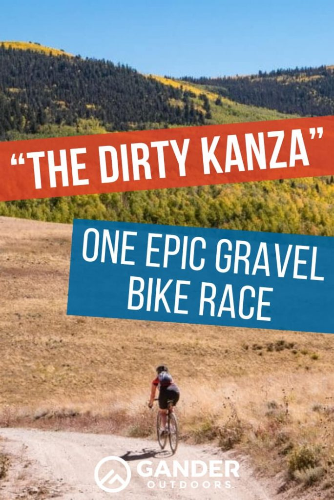 """The Dirty Kanza"" - One epic gravel bike race"