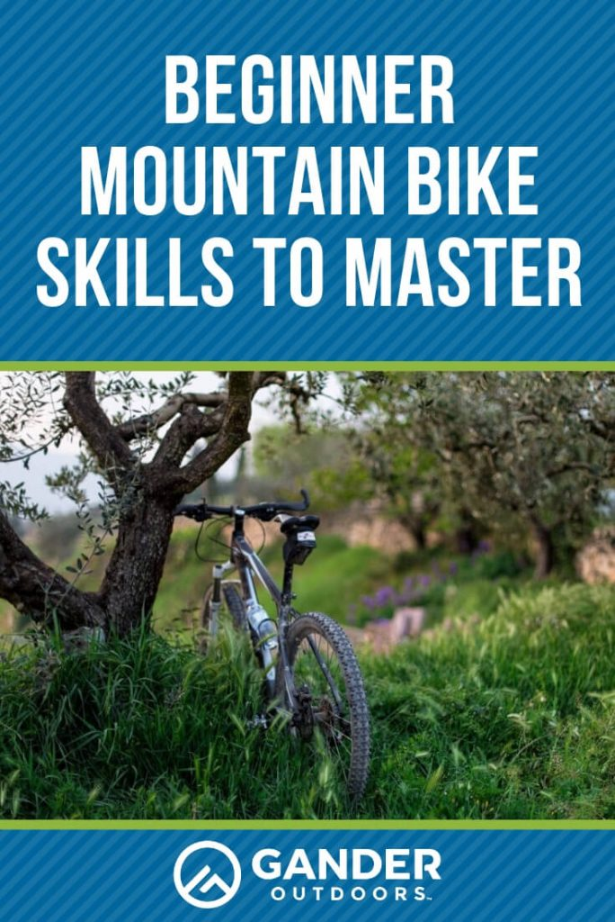 Beginner mountain biking skills that you should master