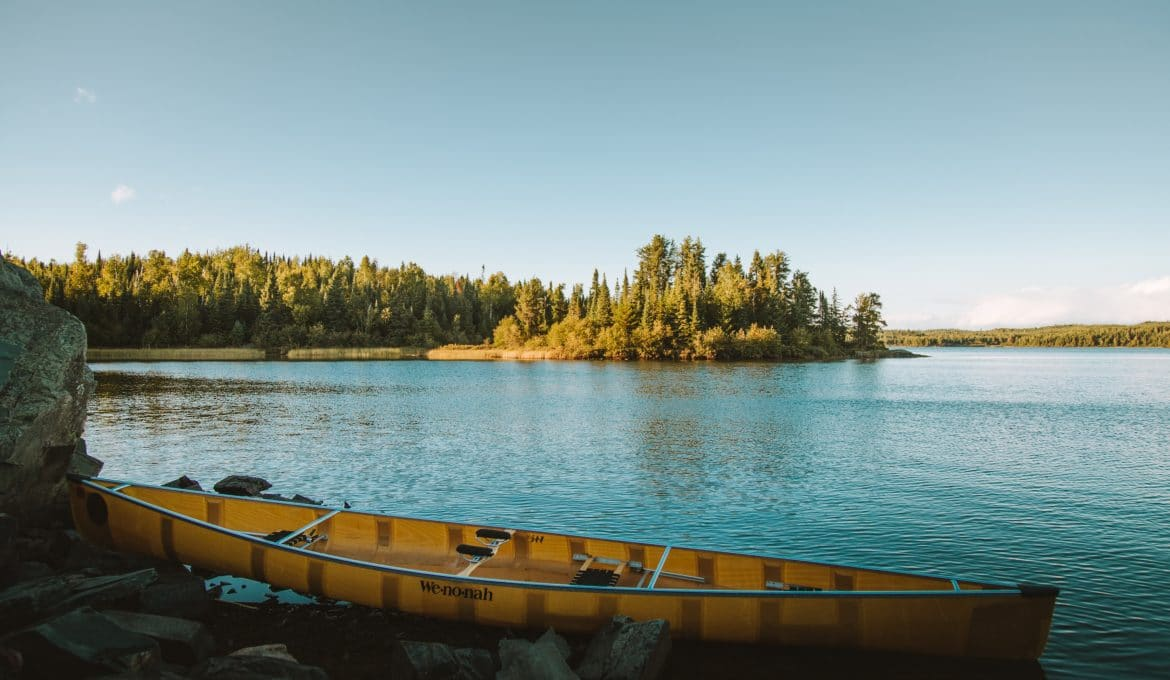 Three Great Paddle Camping Destinations In North America (That Aren't The BWCA)