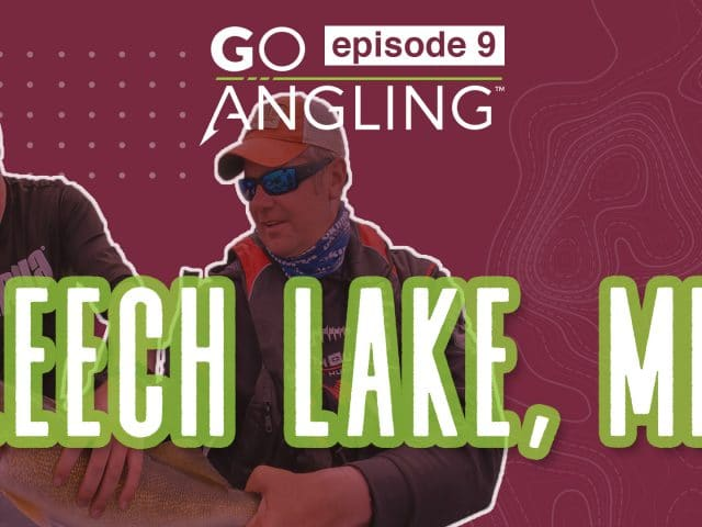 GO Angling: Episode 9 – Leech Lake Walleyes