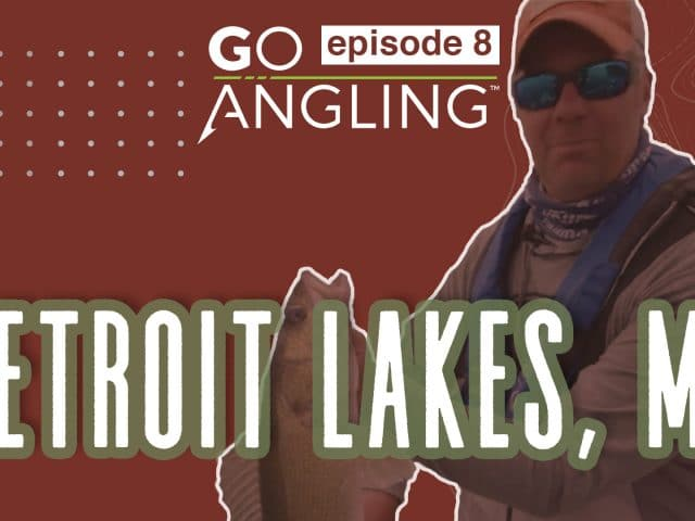 GO Angling: Episode 8 – Walleye Slip Bobber Fishing