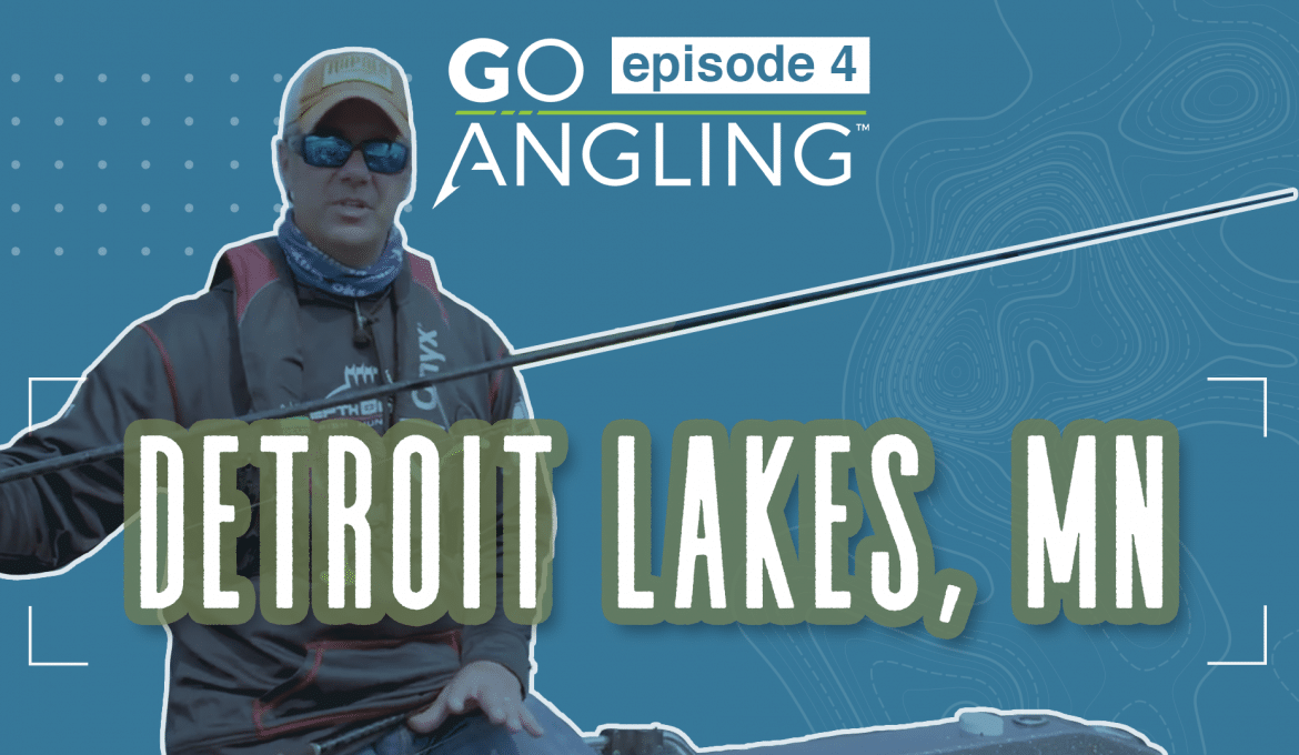 GO Angling: Episode 4 – Post Spawn Underwater Crappies