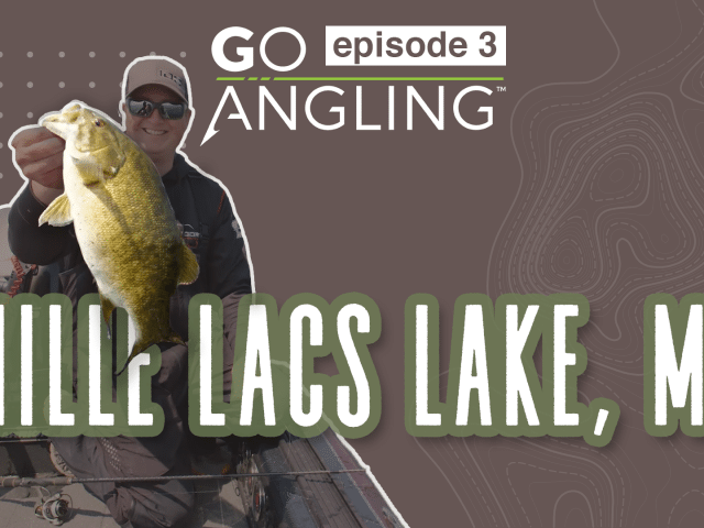 GO Angling: Episode 3 – Angling on Mille Lacs Lake