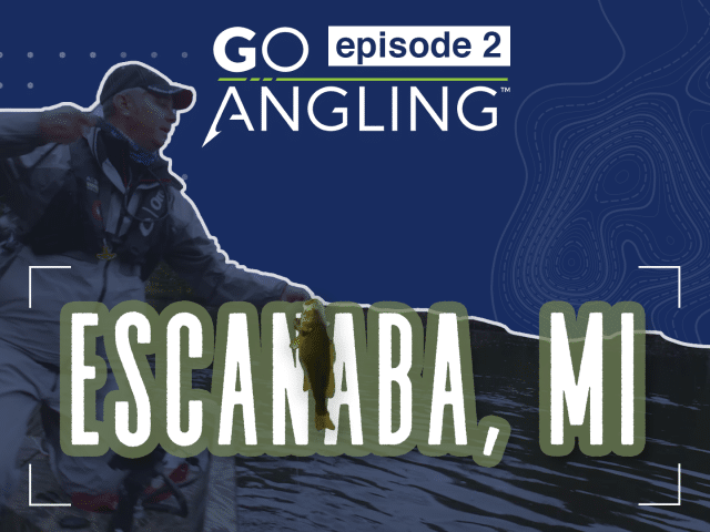 GO Angling: Episode 2 – Smallmouth Bass Fishing