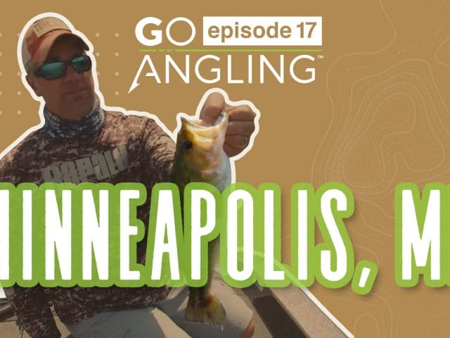 Go Angling: Episode 17 – West Metro Bass on Yamamoto Stick Worms