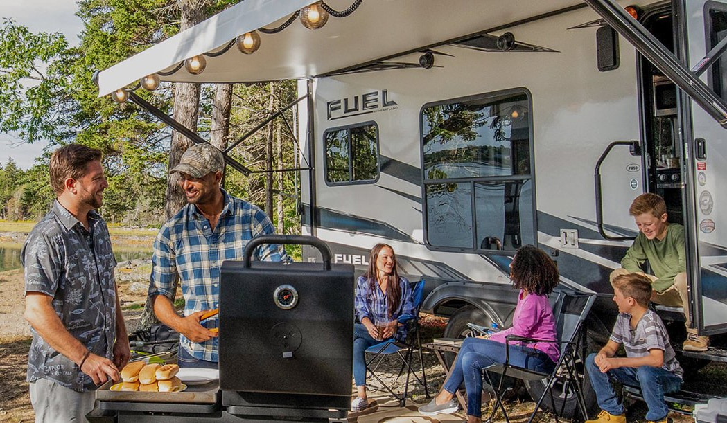 Essentials for Stocking Your RV for the First Time