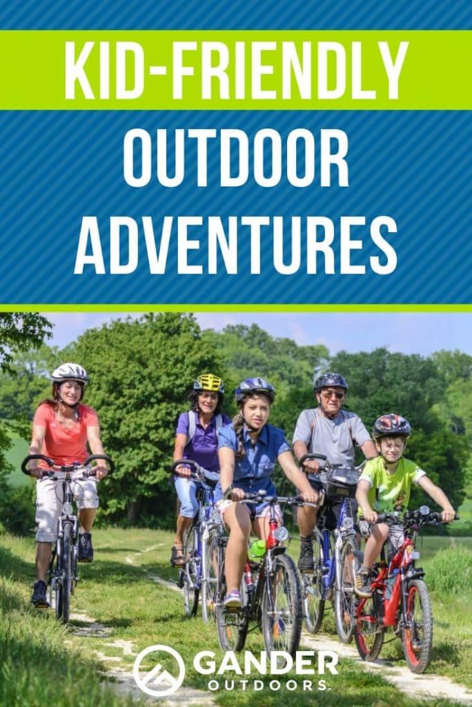 Kid-friendly outdoor adventures