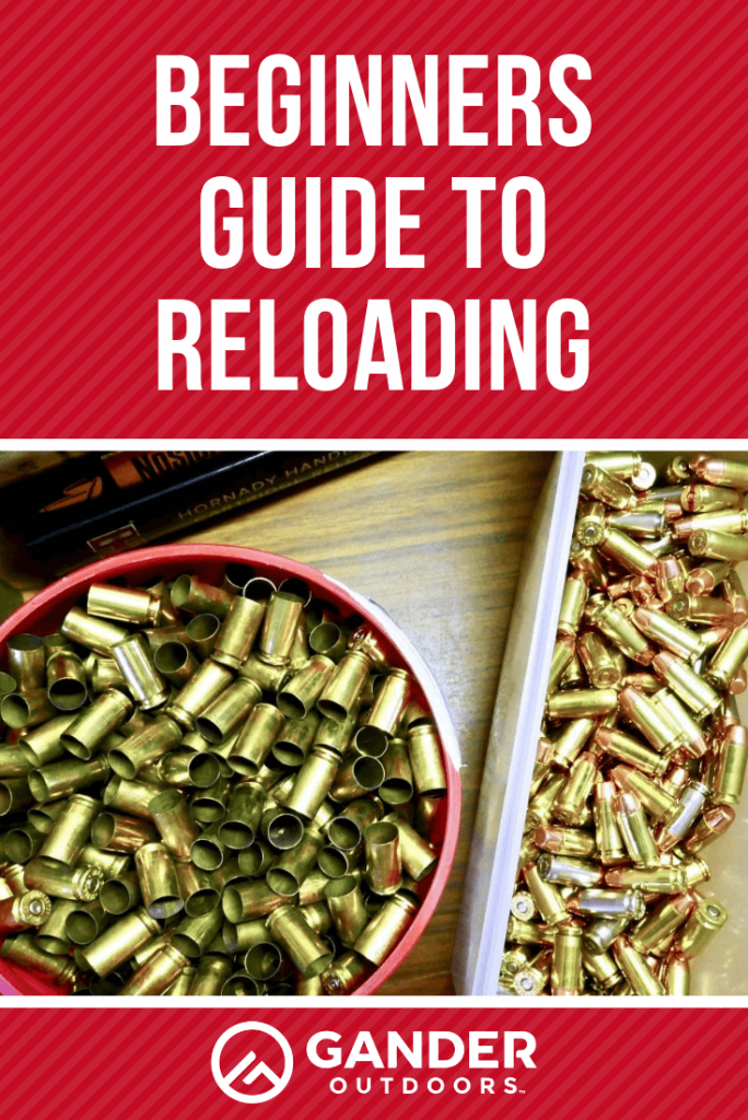 Beginner's guide to reloading