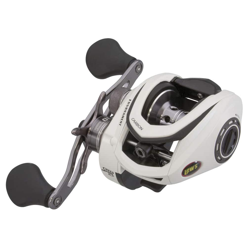 Lews carbon tournament baitcaster