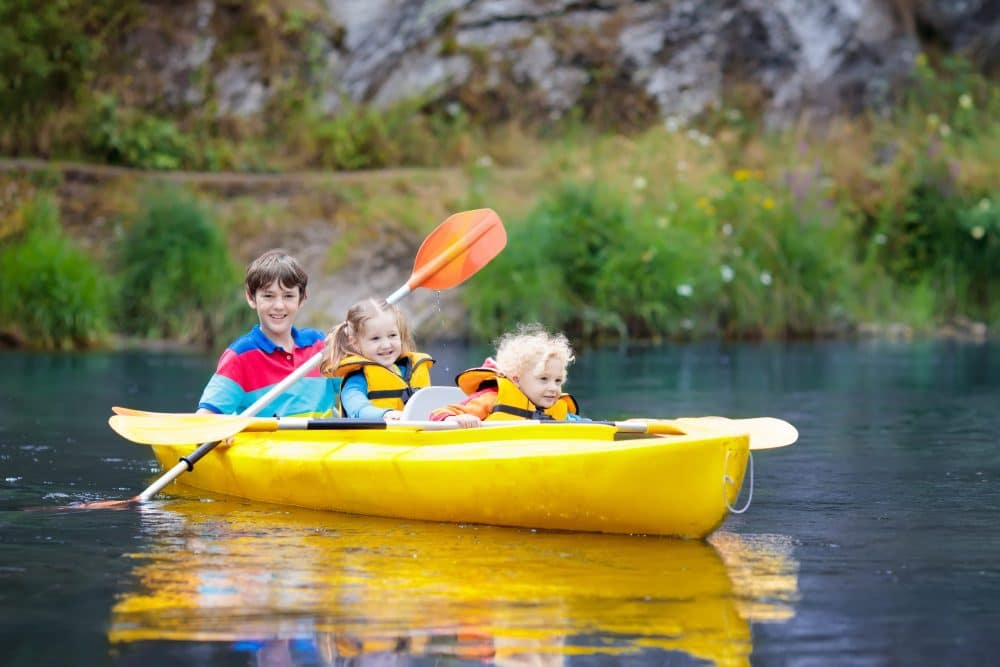 What Are The Best Activities For Kids To Do While Camping