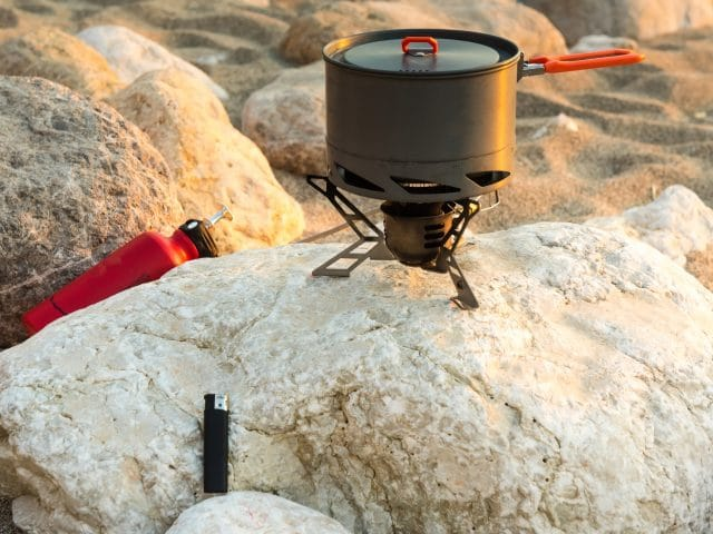Choosing A Camp Stove for Backpacking