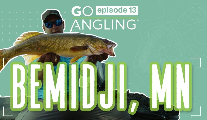 GO Angling: Episode 13 – Mid Summer Walleye Tactics
