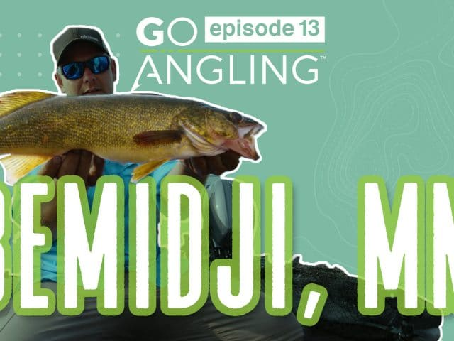 GO Angling: Episode 13 – Mid Summer Walleye Tactics