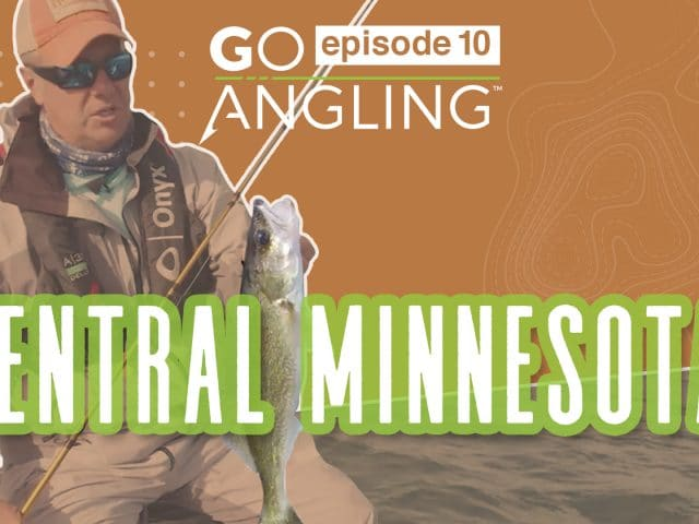 GO Angling: Episode 10 – Lead Core Line