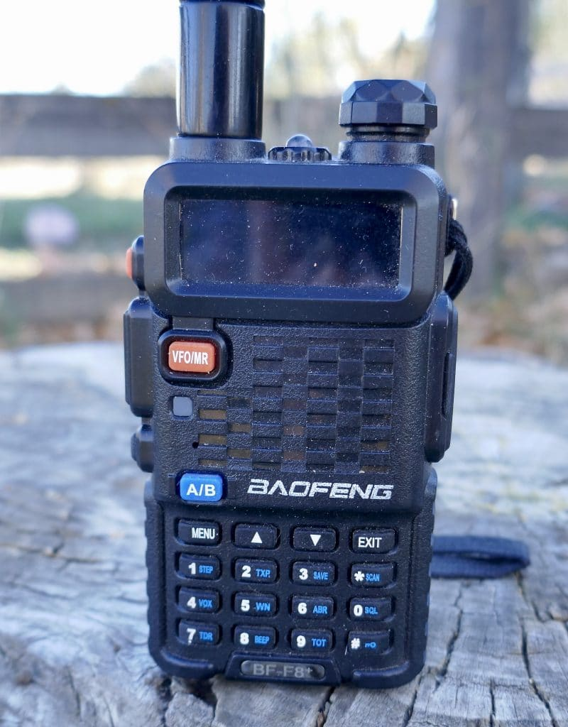 Baofeng Dual Band Radio