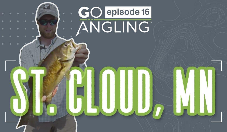 Go angling - ep 16