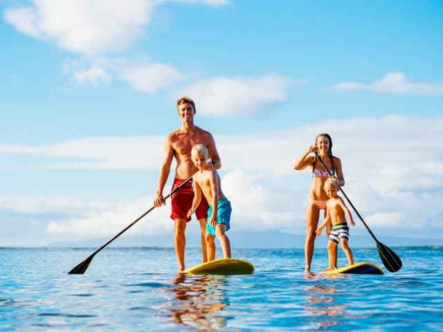 How to Save Money on a Stand-Up Paddleboard