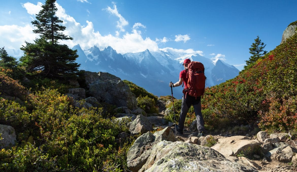 How to Prevent Altitude Sickness When in the Mountains