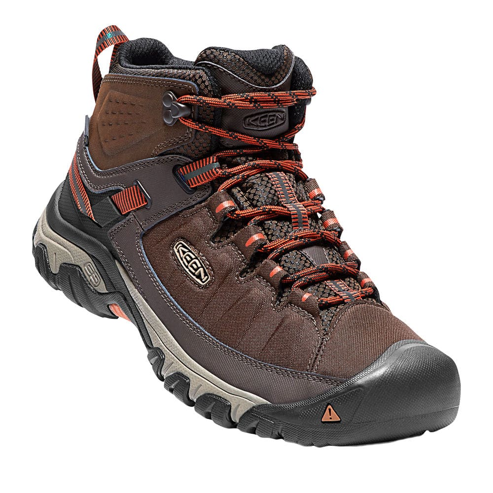 KEEN Men's Targhee Exp Waterproof Mid Hiking Boot
