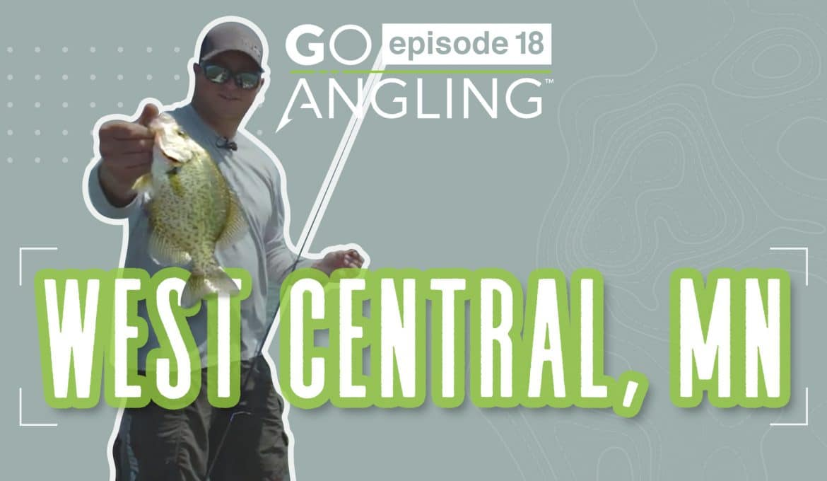 Go Angling: Episode 18 - crappies