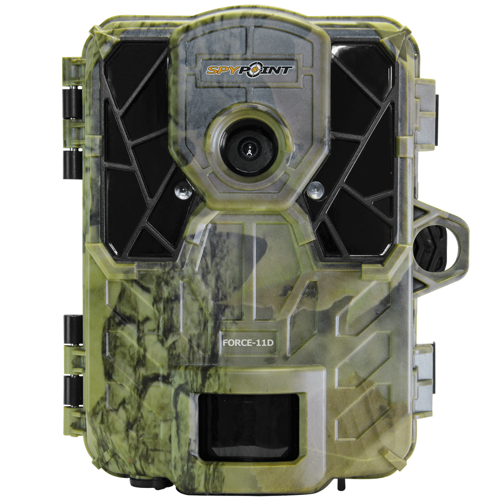 best trail cameras for deer hunting - Spypoint Force-11D Trail Camera - PC Camping World
