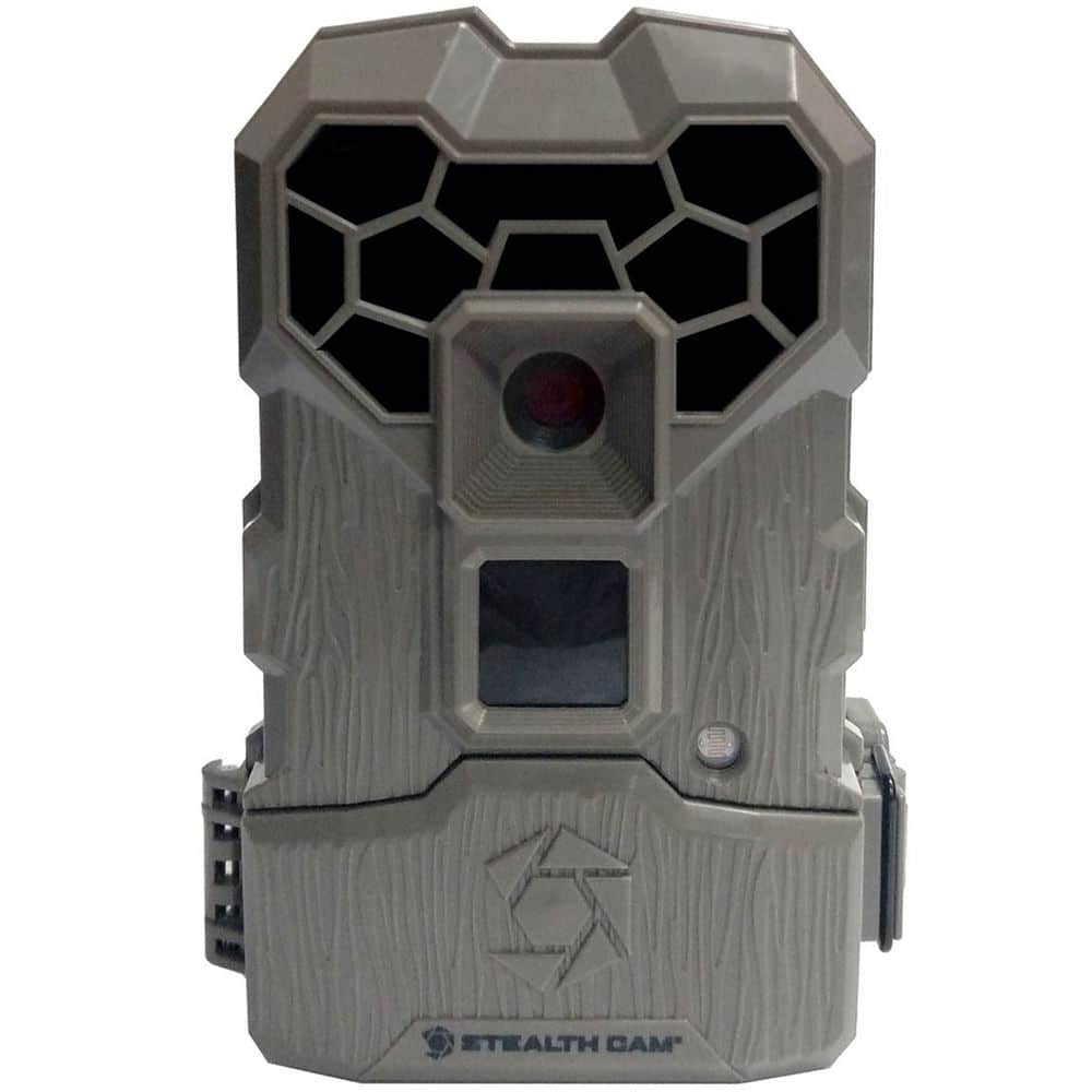 best trail cameras for deer hunting - Stealth Cam QS12 Trail Camera - PC Camping World
